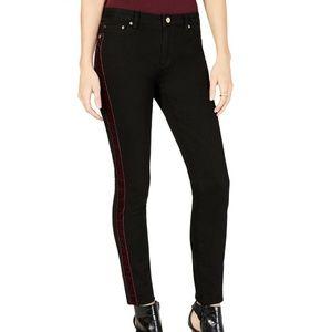 MICHAEL Michael Kors 2P Black Skinny Jeans 7AY42